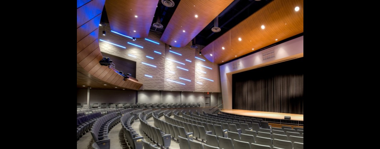 Photograph of the Minnesota Wifi Performing Arts Center